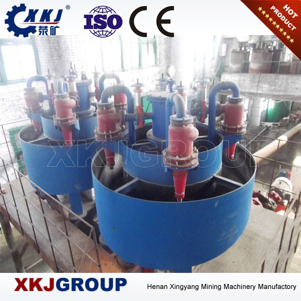 hydrocyclone sand separator for copper/gold, Dewatering Hydrocyclone for Sale