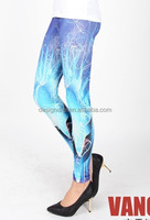 custom velvet leggingsdecorative leggings, women wholesale tattoo clothing