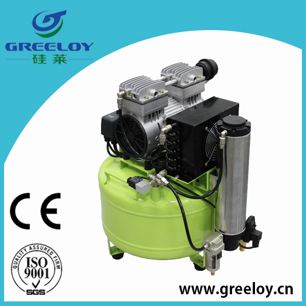 oilfree natural gas compressor home with air dryer