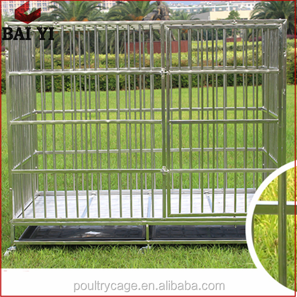 Best Seller Dog Cage/Puppy Pen/Dog Carrier Cage(Good Quality ,Square Tube dog cage)