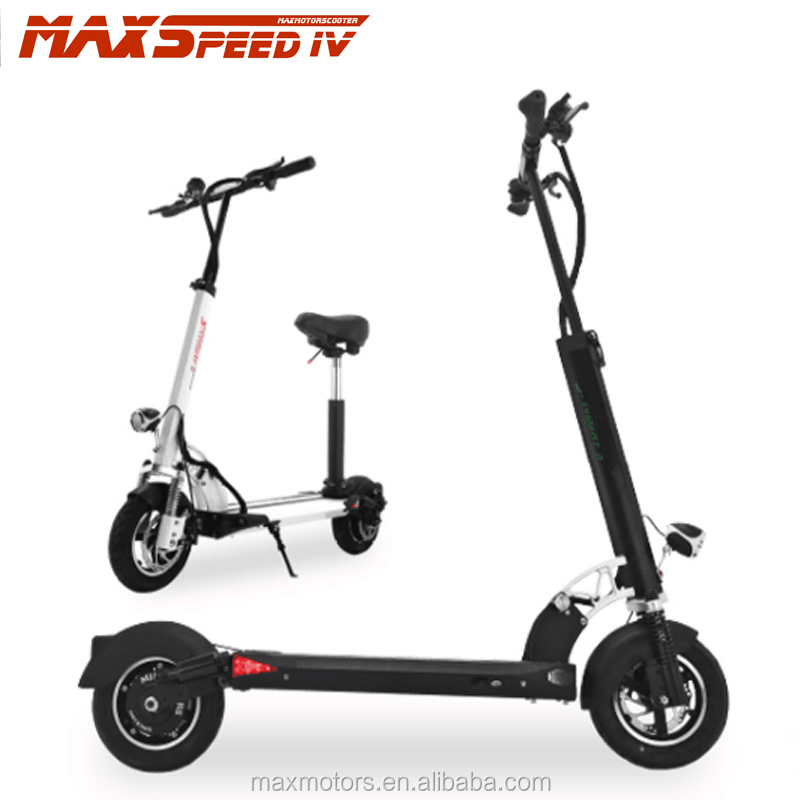NEW MODEL 2017 MAXSPEED 4 ELECTRIC FOLDING SCOOTER 1600WATT POWERFUL