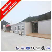 Modern flat pack container house for sale