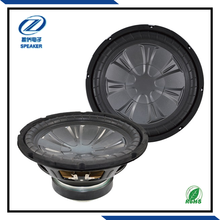 Hi-tech powerful 12 inch car subwoofer sale speaker 1000w rms