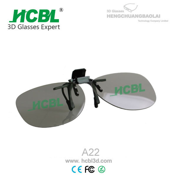 polarizer film cheap eyeglass frame 3d glasses for 5d cinema