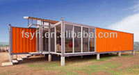 log cabin container homes