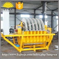 The Mining Machinery Ceramic Vacuum Filter Filtering Gold Tailings