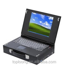 Portable industrial computer chassis A