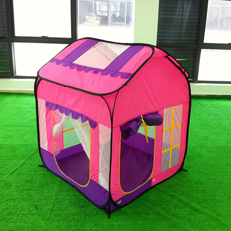 2016 play Kids tent house in Outdoor or Indoor for Fun Play