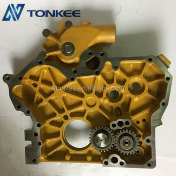 Engine E110B E120B S4KT oil pump 320B S6KT oil pump