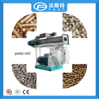 2016 Service long time animal feed granulating machine