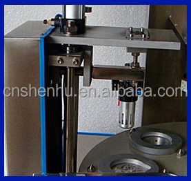 CE certified ice cream cup filling machine