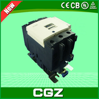 Magnetic contactor control contactor 2 pole contactor from close range