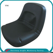 Used racing farm tractor seat
