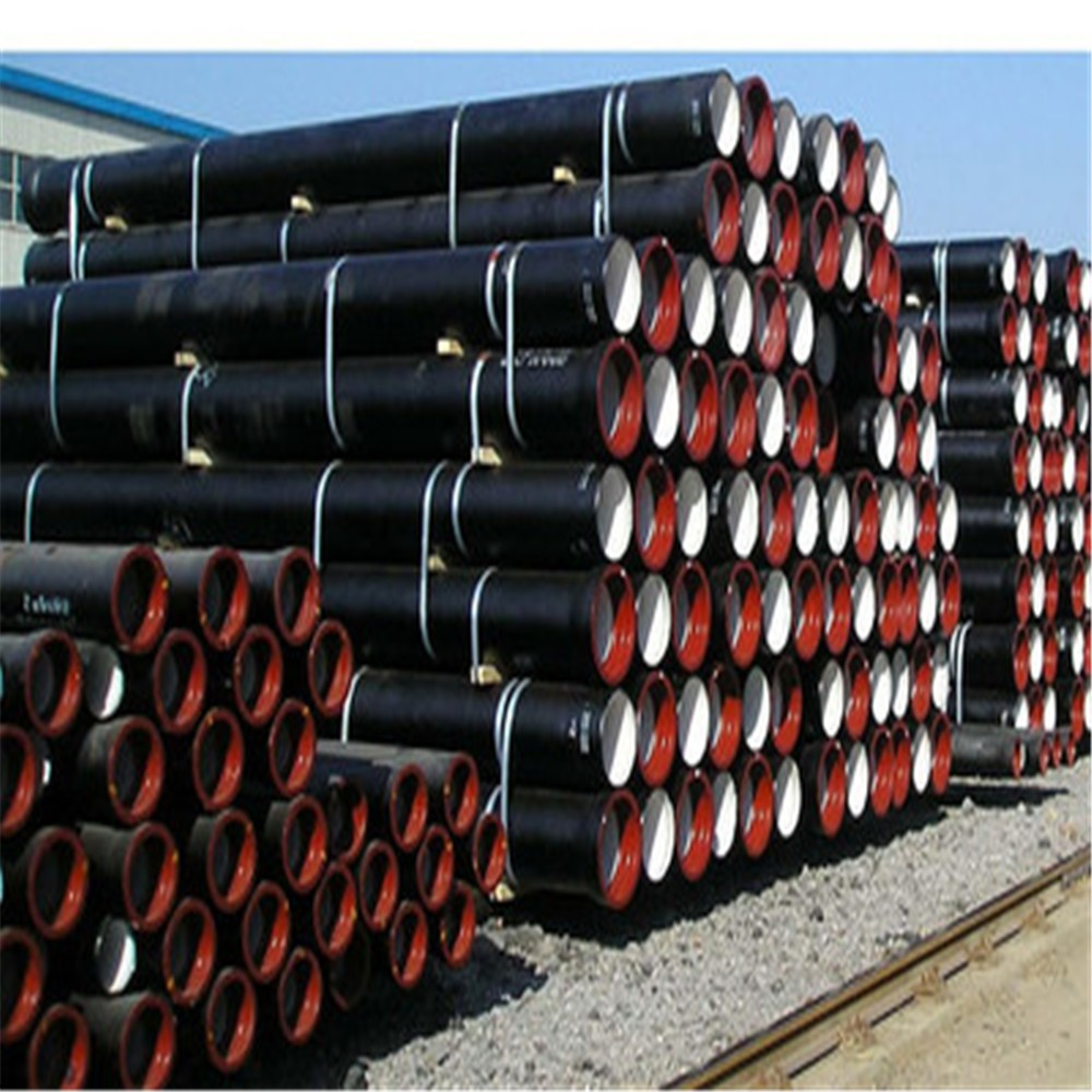 DAT ductile iron pipe buy direct from china manufacturer