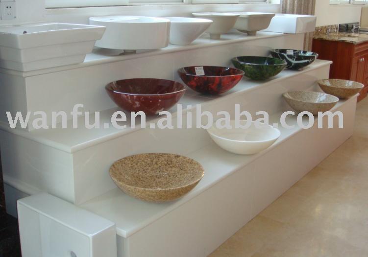 China Pedra de Granito Pia do banheiroPias para banheiroID do produto20562 -> Cuba Banheiro China