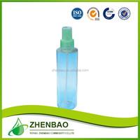 alcohol dispenser pump bottle from Zhenbao factory