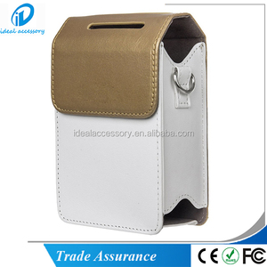 For Fujifilm Fuji SP-2 Printer Scratch-Free PU Leather Case