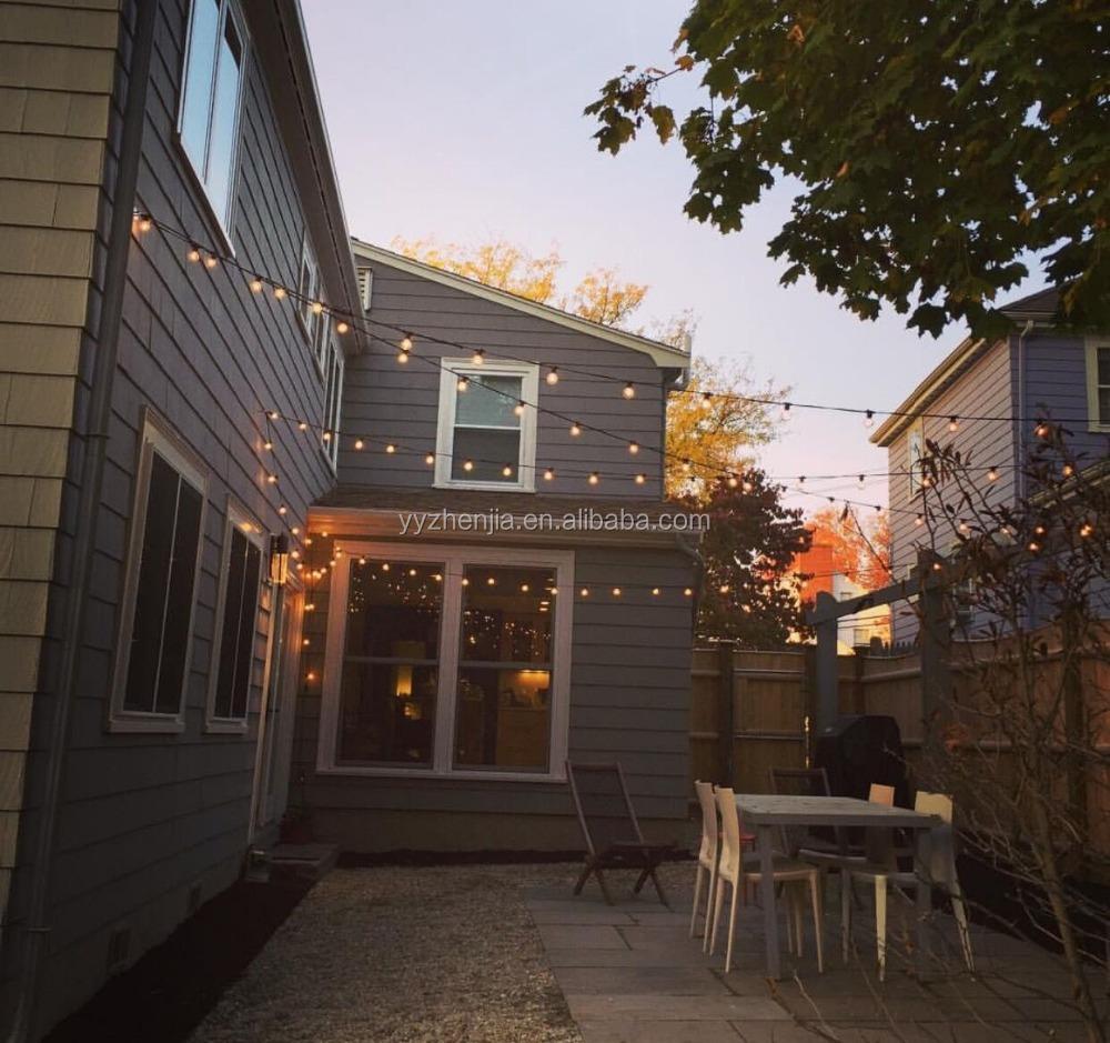 outdoor commercial string lights string light bulbs buy. Black Bedroom Furniture Sets. Home Design Ideas