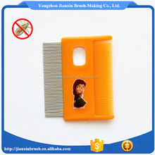 OEM double sides kid lice comb for children gifts