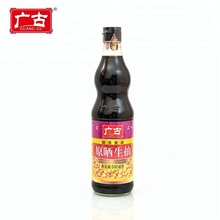 Low-Sodium NON-MSG Light Soy Sauce 500ml Natural Fermentation Soy Sauce