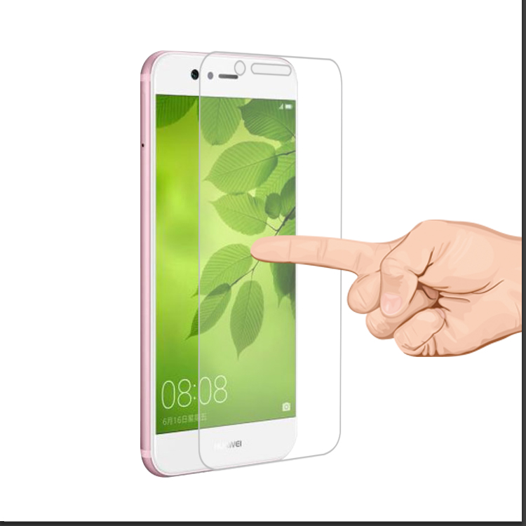 Wholesale high quality 9H tempered glass for Huawei Nova 2 screen protector