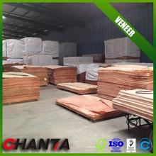hot sell best quality mersawa veneer 3mm wood veneer