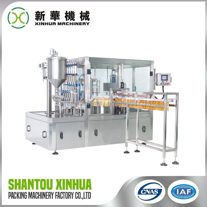 Hot sale! Sucking jelly stand up pouch filling and sealing machine