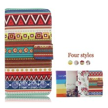 universal smart phone wallet style leather case for LG G3 Stylus/D690