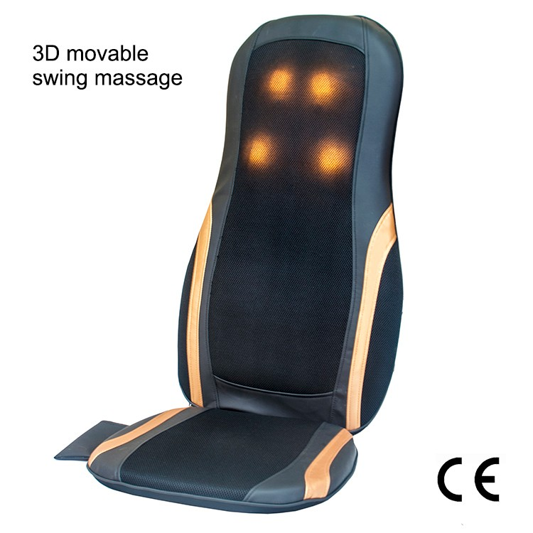 Electric Car Massage Cushion Heat Seat Massager