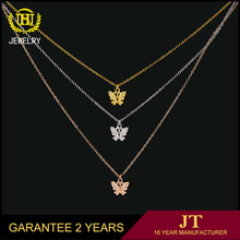 butterfly shaped artificial set jewellery, african fashion gold plated hot sale jewelry sets for women