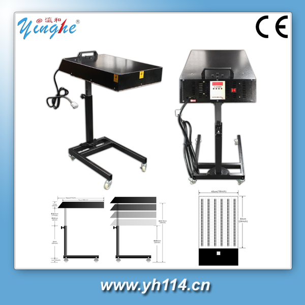 Wholesale favorite price vertical exposure machine