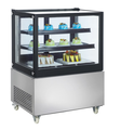 300L Commercial Cake Display Fridge Freezer Chiller Display Cooler With CE UL RoHS ETL