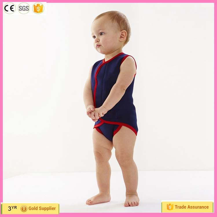 High quality neoprene baby warmer swimming wetsuit