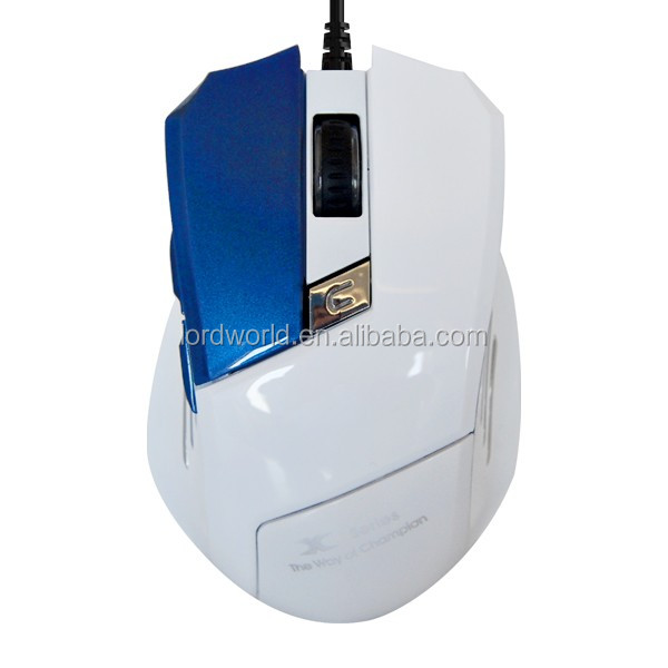 Taobao Hot Selling Professional Wired 6D Optical gaming breathing light Mouse