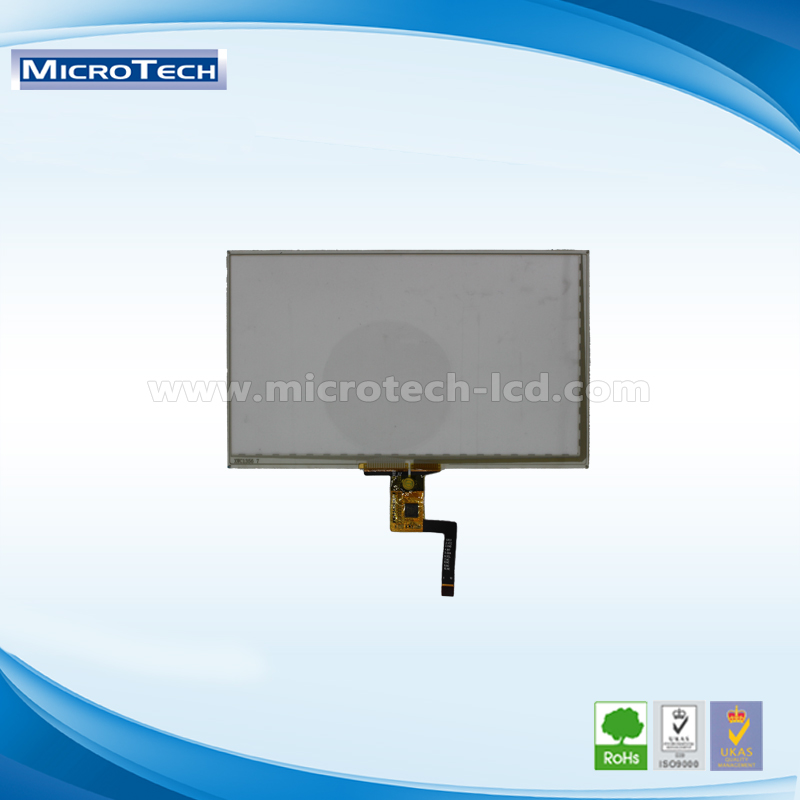 Professional 7.0 inch MTP07GG-10A LCD Display Touch Screen 0.5 Pitch 6 PIN