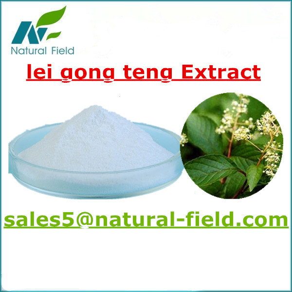 high quality triptolide 98% cas 38748-32-2
