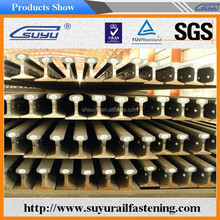 Crane rail DIN 536 steel rail for railway railroad construction