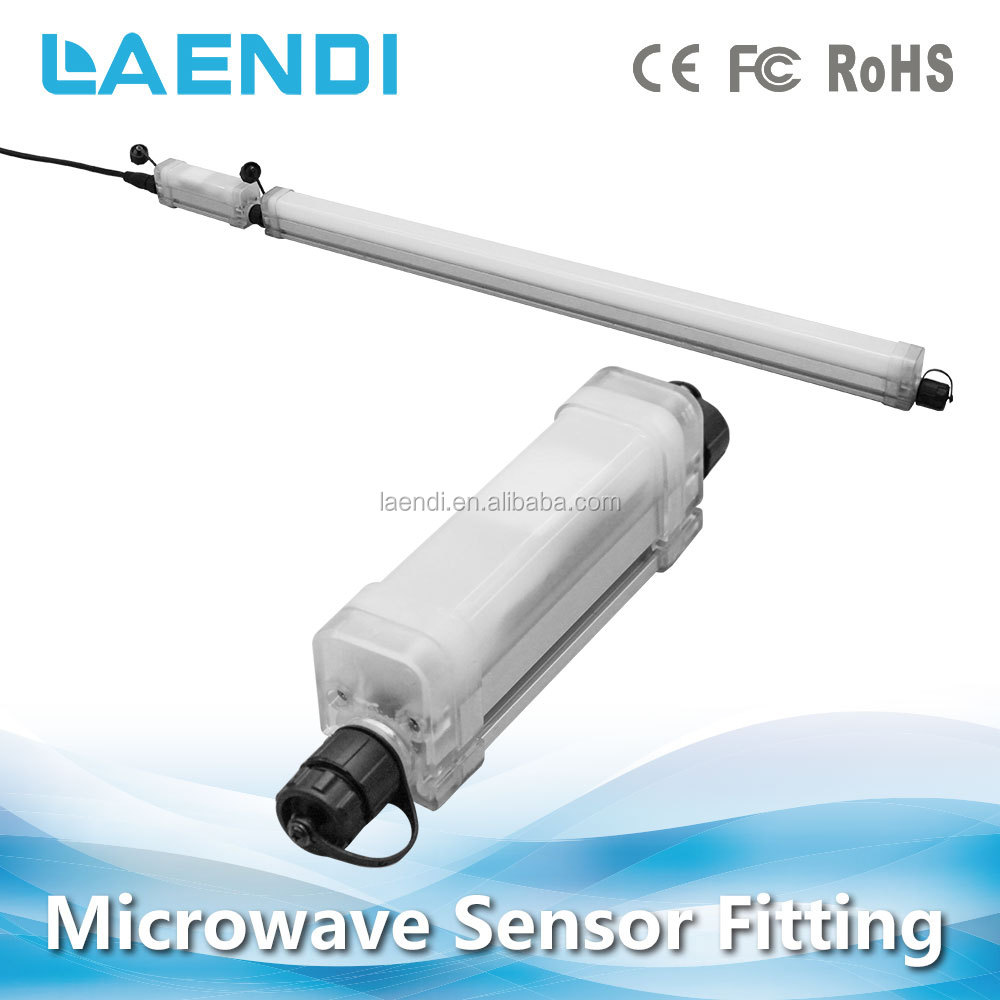 Best selling Tri proof LED Tube Light Fixtures to replace components in lighting systems with on off sensor