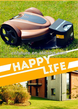 Intelligent Automatic Robot Lawn Mower QFG158