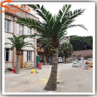 Manufacturer supply all kinds of artificial palm tree outdoor artificial palm tree decorative metal palm tree