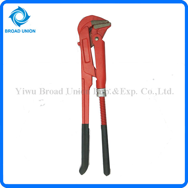 Straight Handle Bent Nose Wrench Eagle Nose Spanner Pipe Wrench