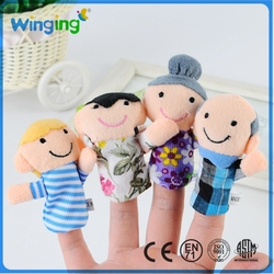 Alibaba New product baby hand puppets kid hand puppets for sale