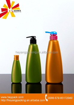 flat shape plastic empty containers