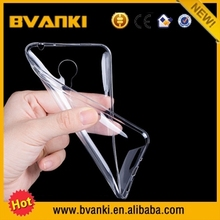 New Invention 2016 We Phone Case Sublimation 3D Transparent TPU 0.3mm Case For MEIZU MX3 Waterproof Floating Cases