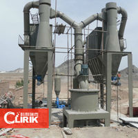 Waste tyre pyrolysis carbon black processing machine