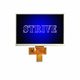 7.0 inch 1024*600 LVDS interface, TFT LCD display, industrial panel