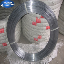 Manufacturer for BWG22 electrical galvanized iron wire 7kg/roll 8kg/roll