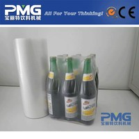 2016 new type PE stretch packaging film / heat shrink film sale