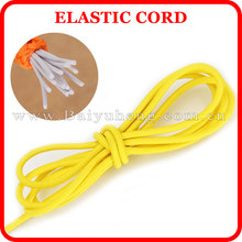 strong sports elastic rope wholesale bungee cord 4mm