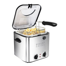 Wal-Mart audit/ best deep fryer to buy from China XJ-8K121